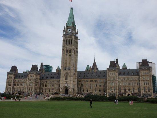 Οττάβα, Καναδάς: Parliament