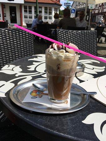 Melsungen, Deutschland: Eiscafé Al-Ponte