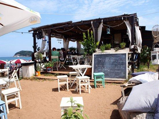 Baratti, Italia: Angolo snack