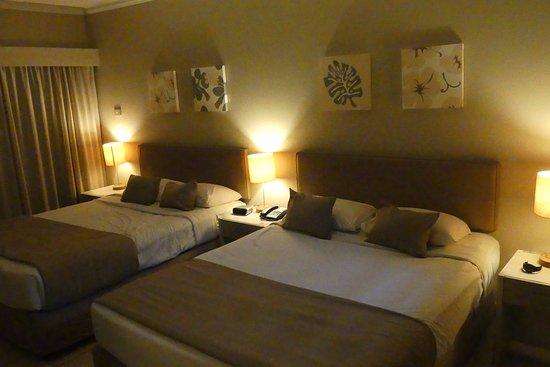Novotel Nadi: chambre