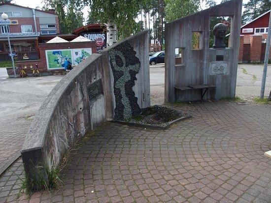 Juankoski, Finlandia: Juice Leskisen Patsas