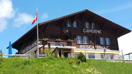 Boltigen, Switzerland: Taverne Jaunpass