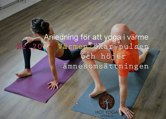 Hot Yoga Uppsala
