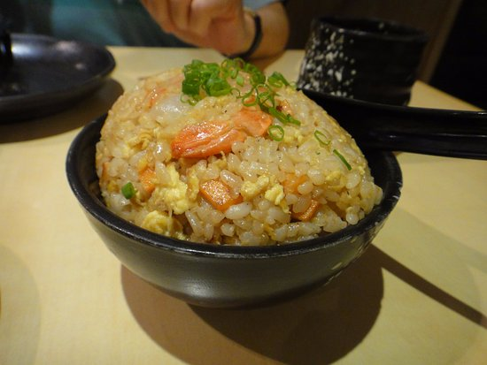 c06c4c9abad2 seafood fried rice - Picture of Zento Sushi