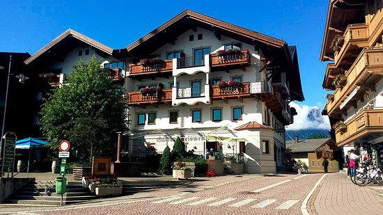 Moedlinger Hotel & Sport: The center of Soll