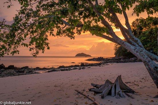 Pansand Resort Ko Bulon Lae: Pansand sunset