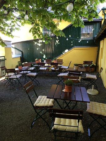 Bad Voeslau, Österrike: Restaurant allerley