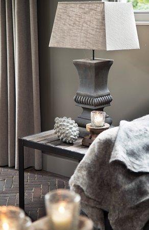 Uden, Holandia: comfort boerderij leeslamp