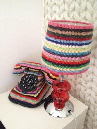 Hotel Pelirocco: Crochet Theme