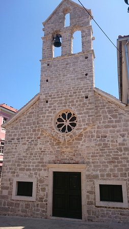 Stari Grad, Croatia: Church of St John