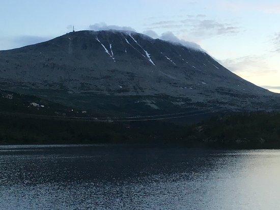 Tinn Municipality, Noruega: Kvitavatn Fjellhytter