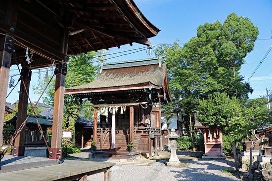 両社神社 本殿 - Picture of Ryosha Shrine, Otsu - Tripadvisor