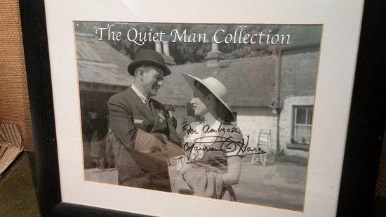 Moycullen, Irlanda: Connemara Marble Visitor's Center, Ireland, July 2016