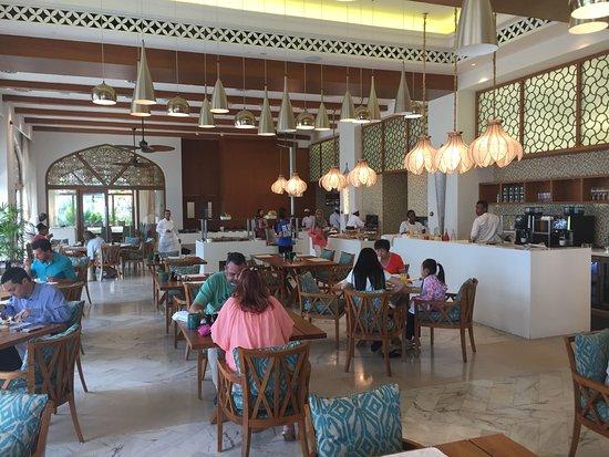 The Dining Room Restaurant Bild Von Park Hyatt Zanzibar Stone New The Dining Room