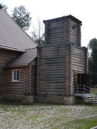 Temple of Martyrs and Confessors of Penza