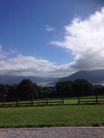 Aghadoe Heights Hotel & Spa: View from our room