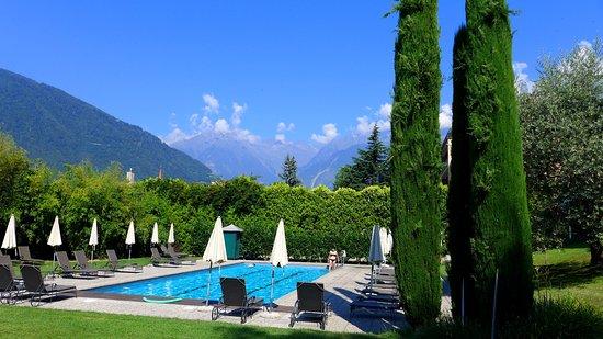 garten mit pool - picture of hotel pollinger, merano - tripadvisor, Best garten ideen