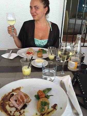 Benitachell, Spain: Menü del dia