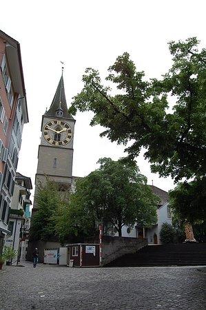 St. Peter Church (St. Peterskirche) : 聖ペーター教会