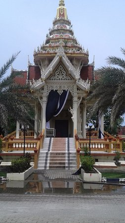 Wat Chalong: le temple