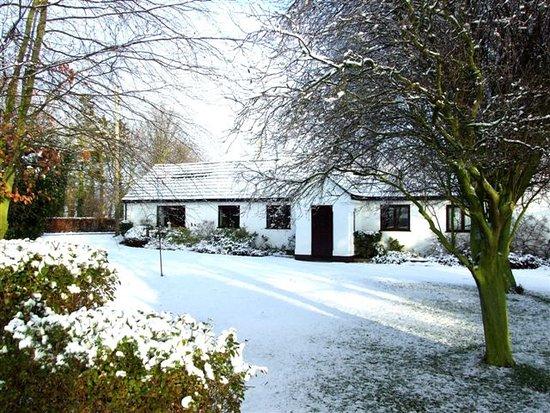 Sandy, UK: Farm house