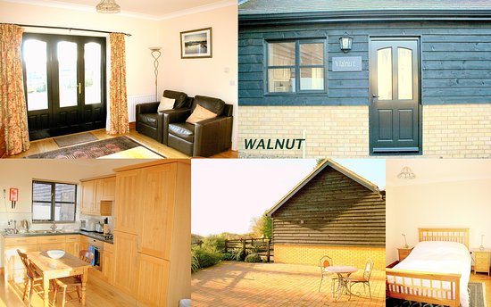 Sandy, UK: Walnut self catering