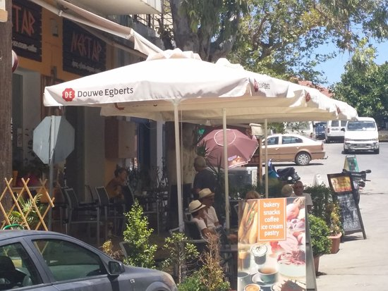 Vamos, Griechenland: Exterior