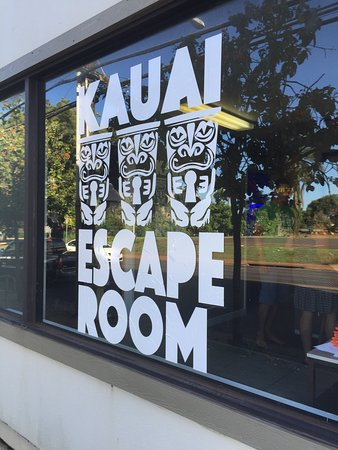 Kauai Escape Room