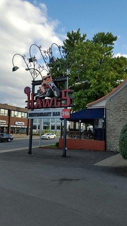 Hawgs Restaurant Montreal
