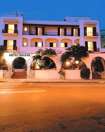 Hotel El Balear: Fronte Mare Strada