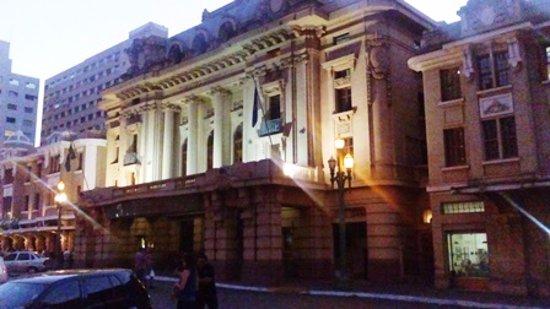 Pedro II  Theater: lindo