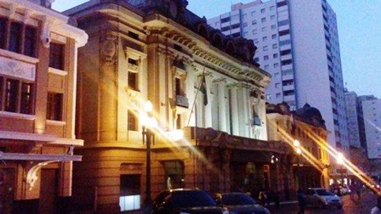 Pedro II  Theater: bem cuidado