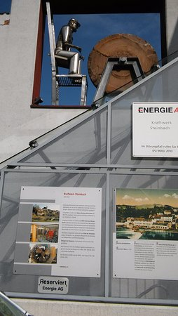 Steinbach an der Steyr, Austria: Energy
