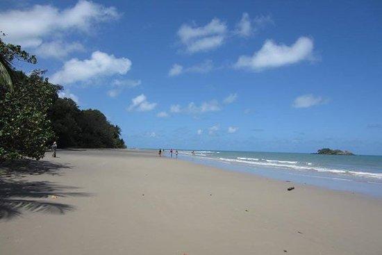 Prema Shanti Yoga & Meditation Retreat: Cow Bay beach
