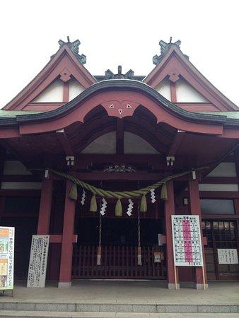 Hachiman Yakumo Shrine