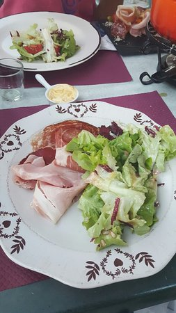 Très bon accueil et bon repas