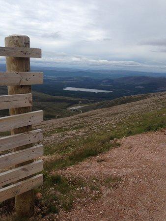 Aviemore, UK: Cairngorm Mountain walking trail