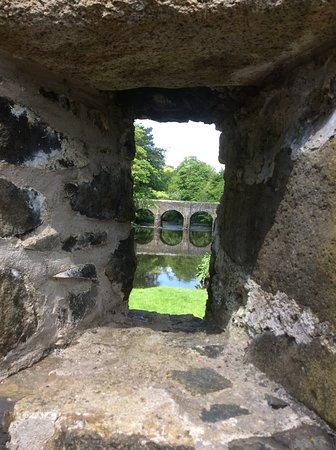 Antrim, UK: View towards the Bridge
