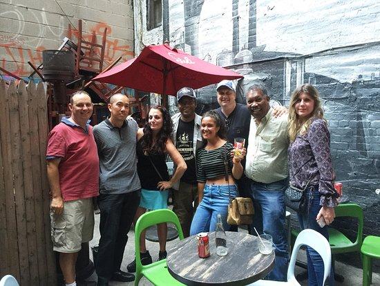 Big Apple Fanatics Tours: East Village Dive Bar History Tour