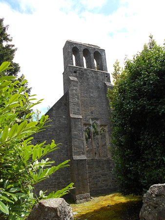 Malahide Castle: la vecchia abbazia