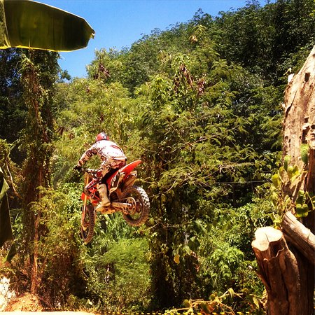 Chalong, Thaïlande : MX holiday Thailand
