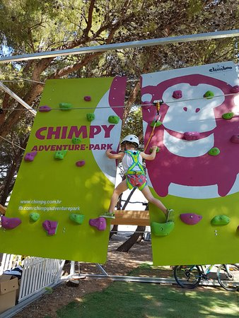 Bol, Κροατία: CHIMPY adventure park