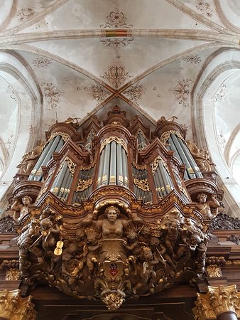 Majestueus Schnitger-orgel - Picture of Grote of St