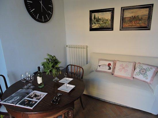 Castelfiorentino, Italia: Sitting Room