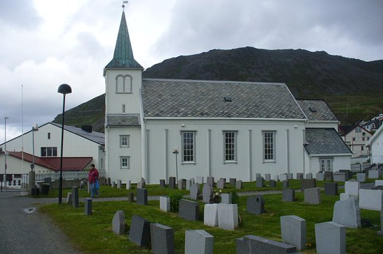Honningsvag Church