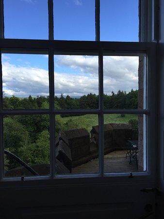 Bonnyrigg, UK: Balcony room