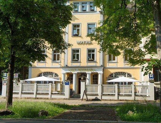 Alt Weimar Hotel : Aussenansicht
