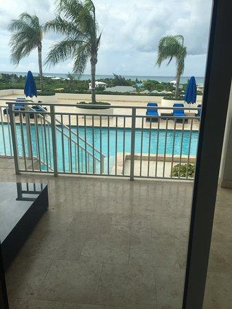 La Vista Azul Resort: Pool and Turtle Cove from Room