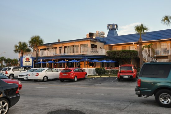 Bayonet Point, Флорида: quaint gulfside motel