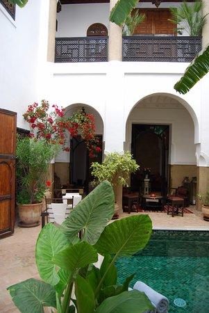 Riad Azzar: Hotel